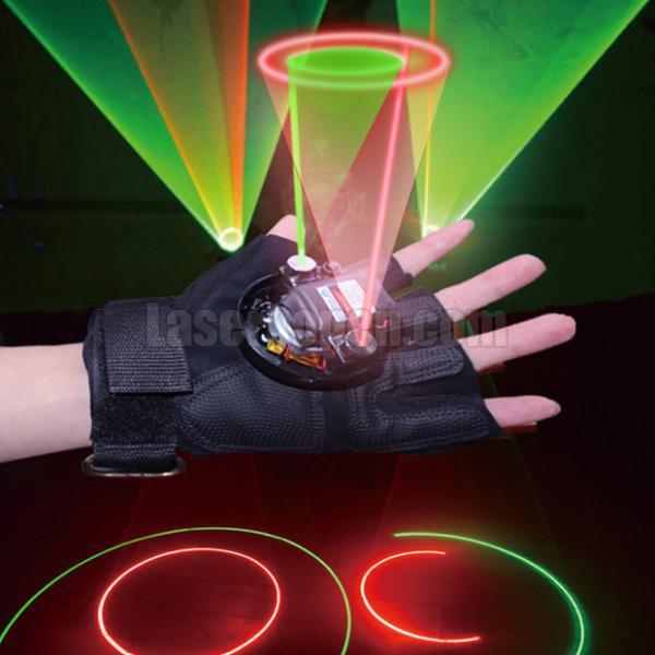 laser handschoenen