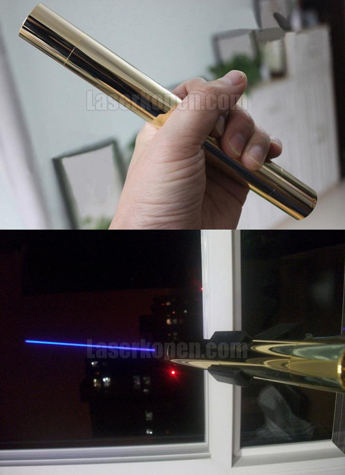5000mW blauwe laserpen