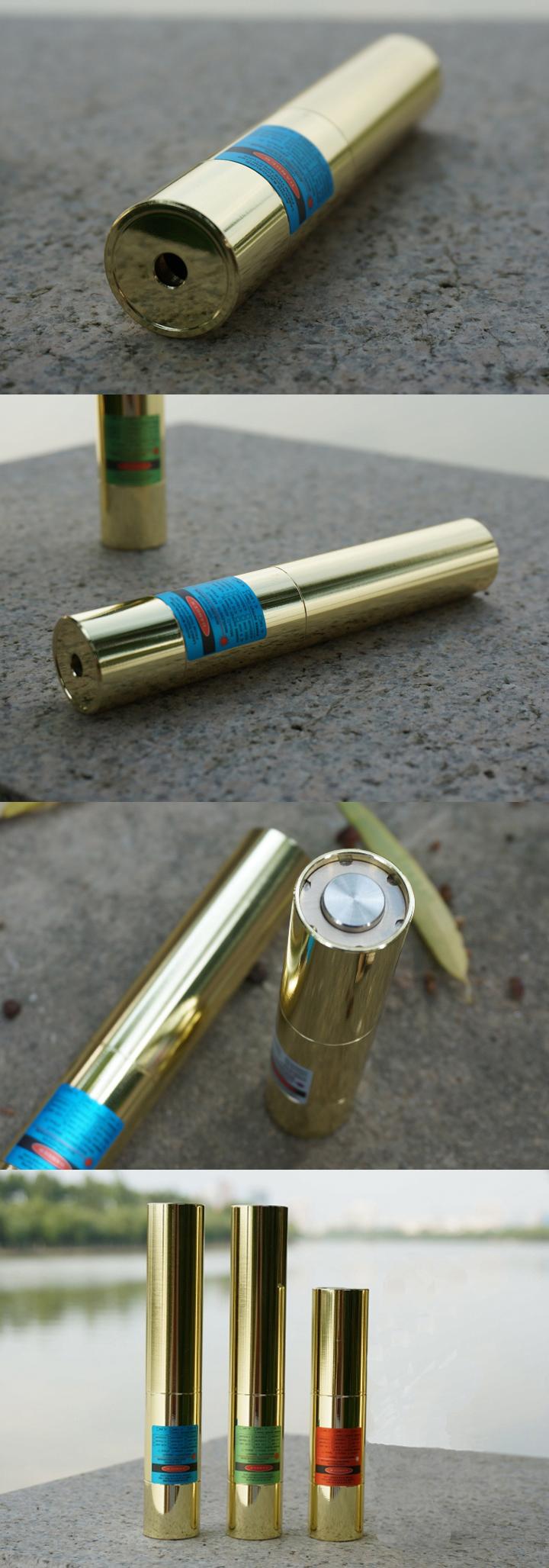 2000mW blauwe laserpen