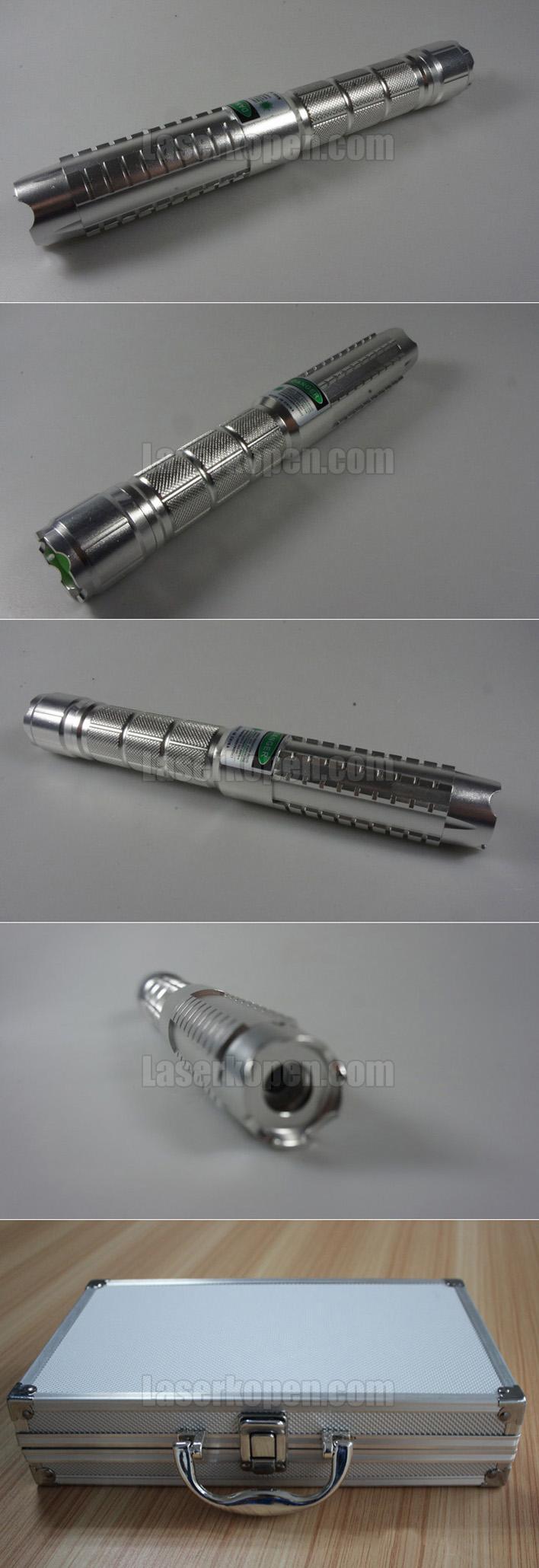 1000mW groene laserpen