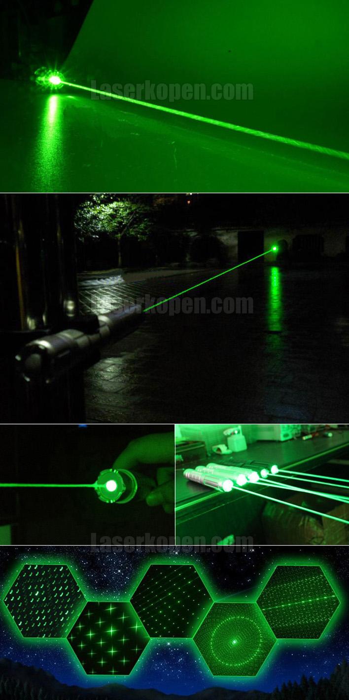 krachtige laserpen