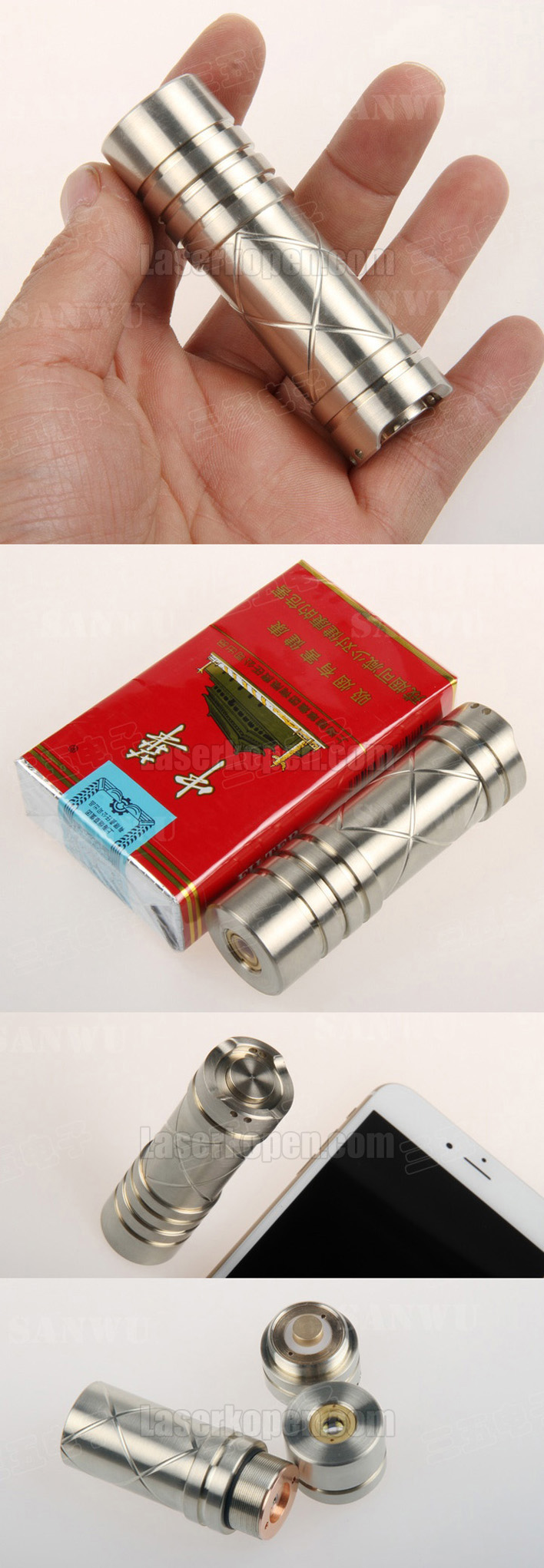 500mW groene laser