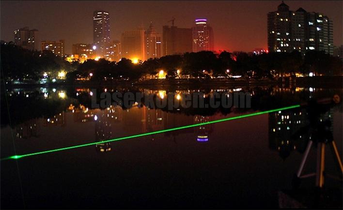 groene laserpen