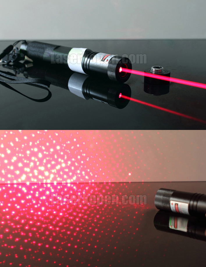 laserpen rood